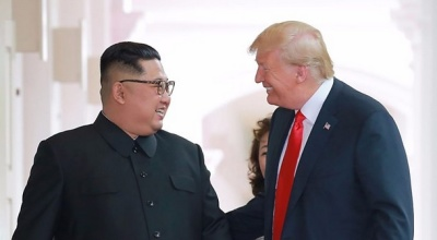 """alt=""""North Korea working on new missiles, US officials say, despite thaw"""""""
