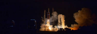 "alt=""Parker Solar Probe Launches to 'Touch the Sun'"""