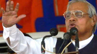 """alt=""""Atal Behari Vajpayee: Former India PM dies at 93"""""""