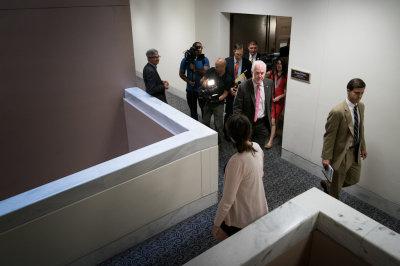 "alt=""As Bad News Piles Up, Senate Republicans Hardly Flinch"""