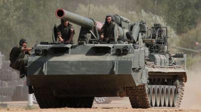 "alt=""Russia war games: Biggest since Cold War 'justified'"""