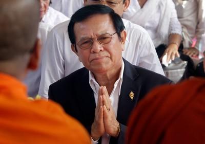 """alt=""""Kem Sokha, Cambodia's Jailed Opposition Leader, Is Released"""""""