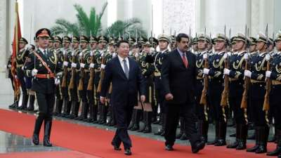 """alt=""""Why some Venezuelans fear Maduro is selling them out to China"""""""