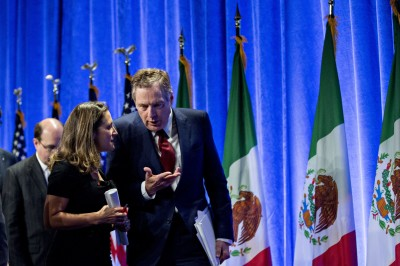"alt=""Can Nafta Be Saved? These Two Negotiators Are Trying"""
