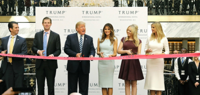 The Beginning of The End – Of All Things Trump (#126)