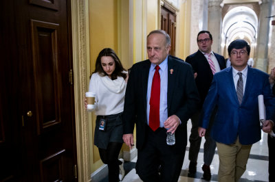 "alt=""Steve King Removed From Committee Assignments Over White Supremacy Remark"""