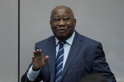 "alt=""Ex-Ivorian leader Gbagbo a free man after being acquitted of war crimes"""