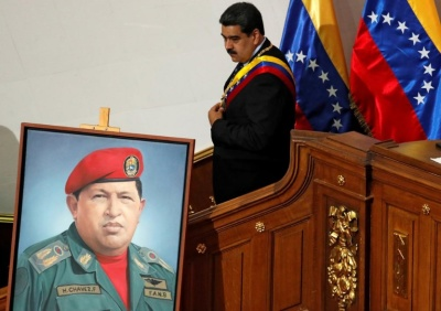"alt=""Venezuela Congress and U.S. government ratchet up pressure on Maduro"""