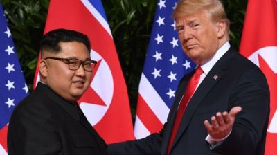 "alt=""Trump-Kim summit: Second meeting by end of February"""