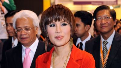 "alt=""Princess Ubolratana: Thai royal to stand as PM candidate"""
