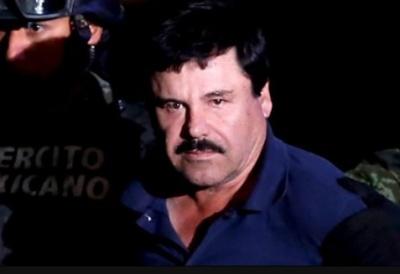 "alt=""El Chapo trial: Mexican drug lord Joaquín Guzmán found guilty"""