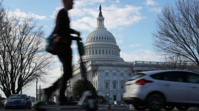 """alt=""""Congress passes bill to prevent another US government shutdown, sending it to Trump"""""""
