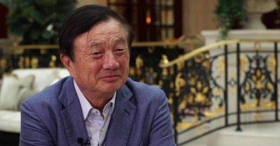 """alt=""""The US cannot crush us, says Huawei founder"""""""
