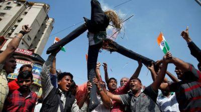 """alt=""""Balakot: Indian air strikes target militants in Pakistan"""""""