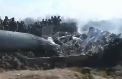 """alt=""""Pakistan captures Indian pilot after shooting down aircraft, escalating hostilities"""""""