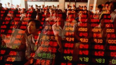 """alt=""""Mainland Chinese stocks are gaining influence on global indexes"""""""