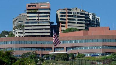 "alt=""Venezuela: US withdraws all staff from Caracas embassy"""