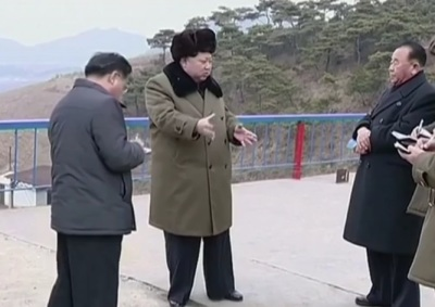 """alt=""""North Korea may suspend talks with 'gangster-like' U.S., rethink nuclear test freeze"""""""