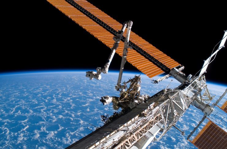 """alt=""""China plans a solar power play in space that NASA abandoned decades ago"""""""
