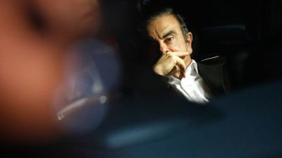 """alt=""""Nissan allegedly orchestrated Ghosn's arrest to kill merger with Renault"""""""