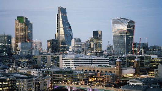 """alt=""""UK headed for downturn as Brexit worries hammer services"""""""