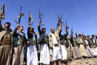 """alt=""""Congress Demands Yemen Withdrawal, Lacks Votes to Override Trump's Veto"""""""