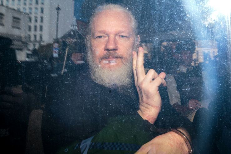 "alt=""WikiLeaks' Assange won't be given 'special treatment,' Australian PM says"""
