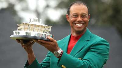 """alt=""""Tiger Woods ends 13-year Masters title drought"""""""