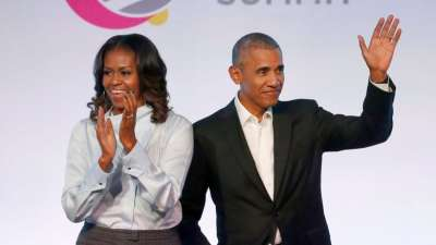 "alt=""Obamas unveil slate of series, docs for Netflix"""