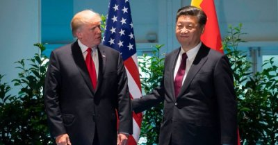 """alt=""""Trump may have made it more difficult for USA to 'win' its trade war with China"""""""