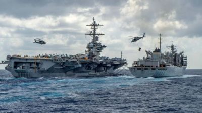 """alt=""""Is the United States heading for war with Iran?"""""""