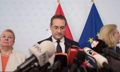 """alt=""""Austria chancellor calls for snap election after corruption scandal"""""""