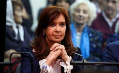"alt=""Cristina Fernández de Kirchner, Argentina ex-president, goes on trial"""