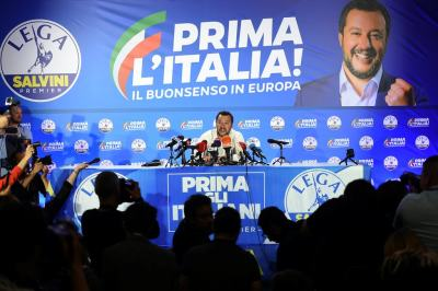 """alt=""""Election Puts Europe on the Front Line of the Battle With Populism"""""""
