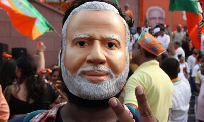 """alt=""""Narendra Modi's historic win: 'India is at the whim of one man'"""""""