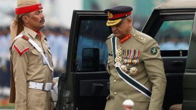 "alt=""Pakistan general gets life for spying"""