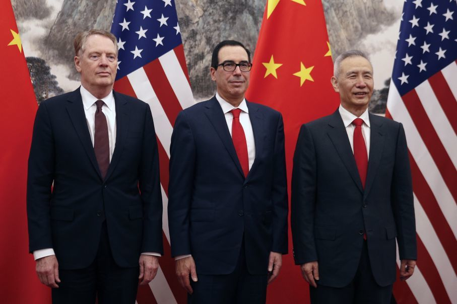 """alt=""""Trump officials say China pursuing 'blame game' on breakdown of trade talks"""""""