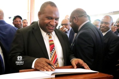 """alt=""""Papua New Guinea PM says resources reforms will take years"""""""
