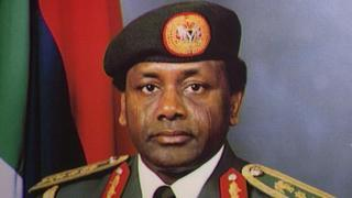 """alt=""""Former Nigerian dictator's £210m seized from Jersey account"""""""