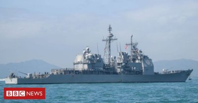 """alt=""""Russia & US warships almost collide in East China Sea"""""""