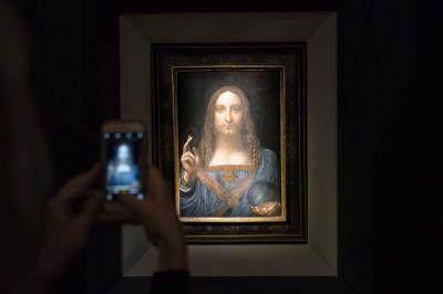 "alt=""Da Vinci's $450M Masterpiece Is Kept on Saudi Prince's Yacht: Artnet"""
