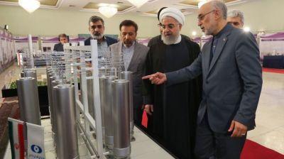 "alt=""Iran has increased production of enriched uranium - IAEA"""