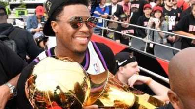 """alt-""""The Toronto Raptors NBA Championship victory parade in pictures"""""""