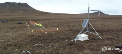 """alt=""""Scientists amazed as Canadian permafrost thaws 70 years early"""""""