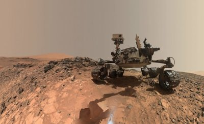 """alt=""""NASA Rover on Mars Detects Puff of Gas That Hints at Possibility of Life"""""""