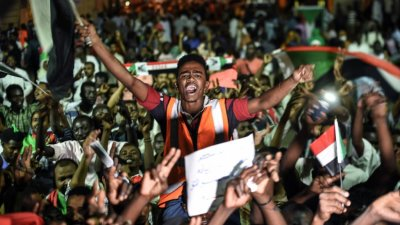 "alt=""A Military Crackdown In Sudan"""