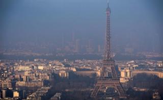 "alt=""Paris air pollution: French state blamed in landmark case"""