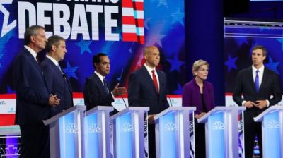 "alt=""US election 2020: Key takeaways from Democratic debate"""