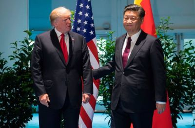 """alt=""""Trump will meet China's Xi to discuss trade on Saturday morning in Japan"""""""