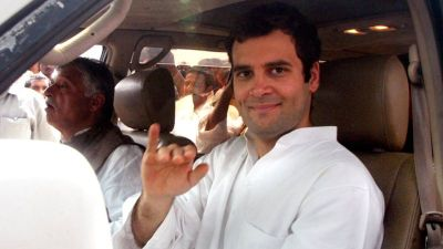 """alt=""""Rahul Gandhi quits as India opposition leader"""""""